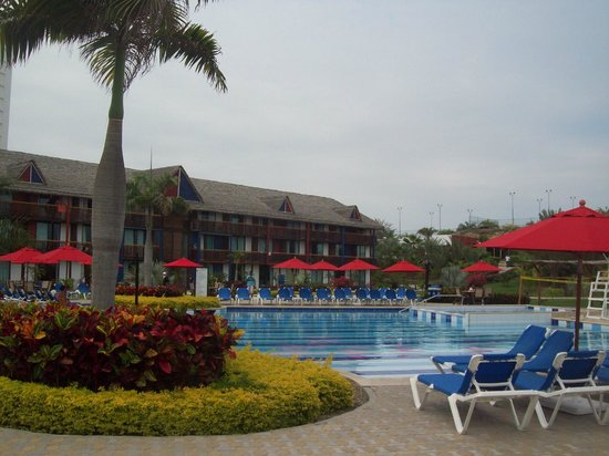 Royal Decameron Punta Centinela: piscina