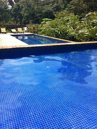 Pousada Piavu: Piscina limpa e fresca para os dias de calor