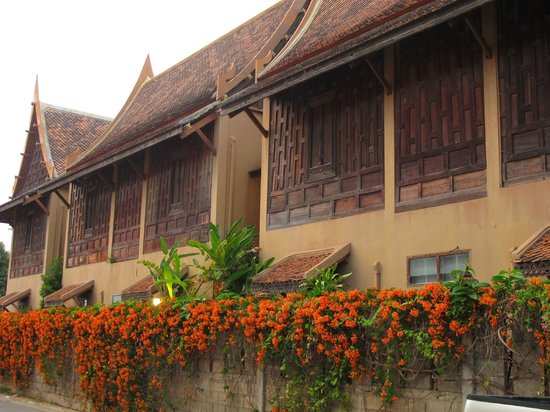 Ruean Thai Hotel : esterno hotel