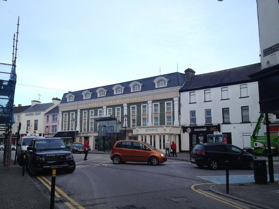 Killarney Towers Hotel & Leisure Centre : Hotel