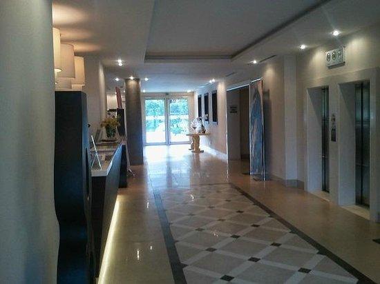 Hotel Nazionale : Hall