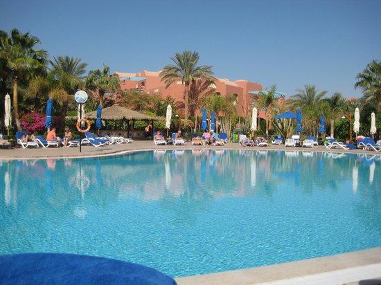 TUI Magic Life Sharm el Sheikh: Pool area