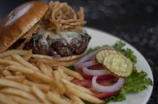 Austin's American Grill - North : Buffalo Burger
