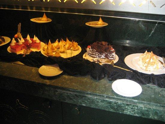 TUI Magic Life Sharm el Sheikh: Mmmmm puddings