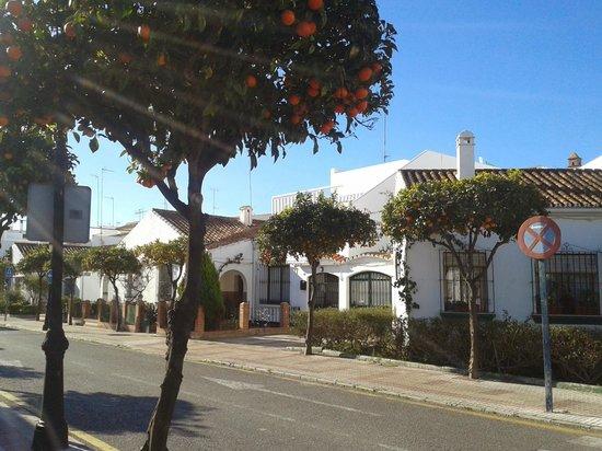 """Nuestra Señora de Los Remedios: Don Manuel's """"housing estate"""""""