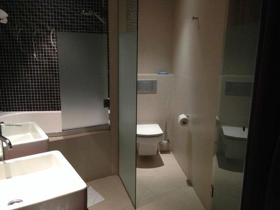 Wilson Boutique Hotel: Baño