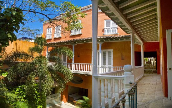Casa Pestagua Hotel Boutique, Spa: Balcones