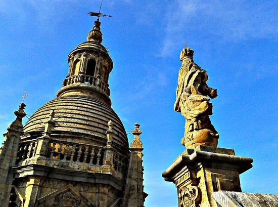 Scala Coeli Torres de la Clerecia: torre de la clerecia