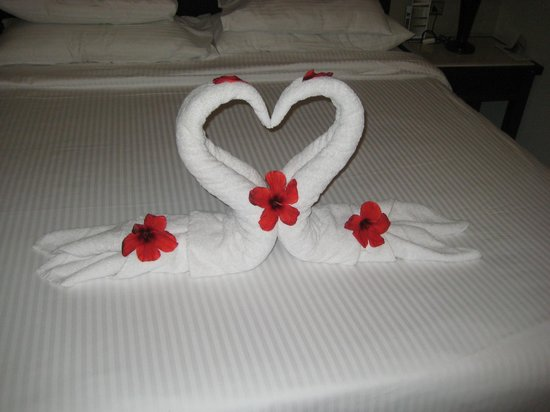 Club Magic Life Sharm el Sheikh Imperial: Towel art