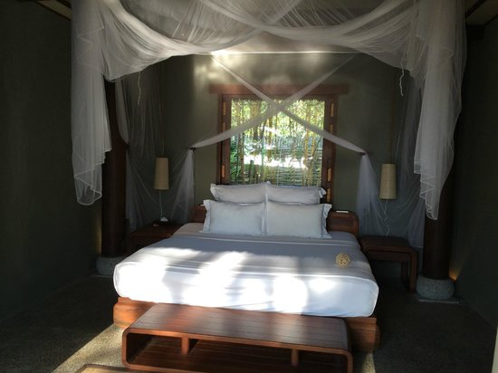 L'Alyana Ninh Van Bay: Bed