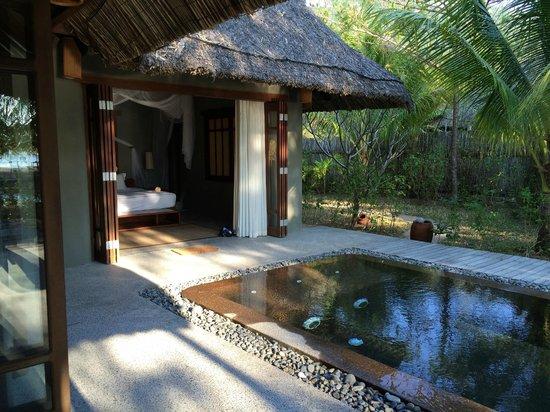 L'Alyana Villas Ninh Van Bay: Our pool