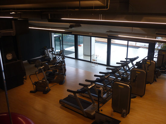 Hotel San Marco : Fitness