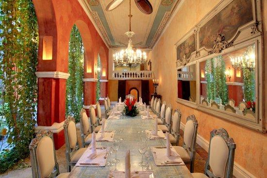 Casa Pestagua Hotel Boutique, Spa: Comedor Principal