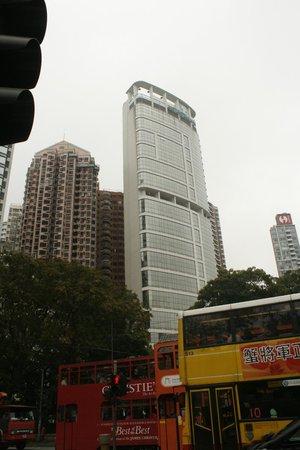 Metropark Hotel Causeway Bay Hong Kong: Metropark Hotel Causeway Bay