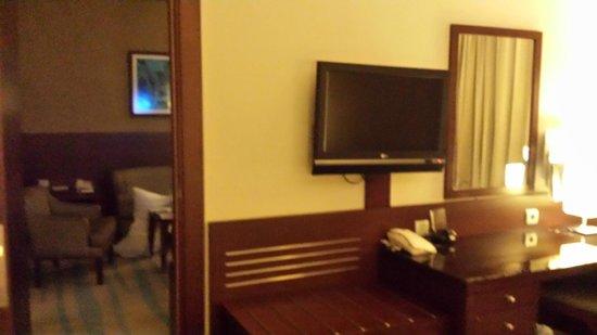 Holiday Inn Riyadh Izdihar: room