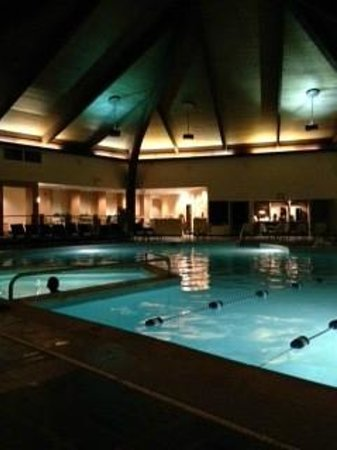 Abbey Resort & Spa: Adults only Spa pool