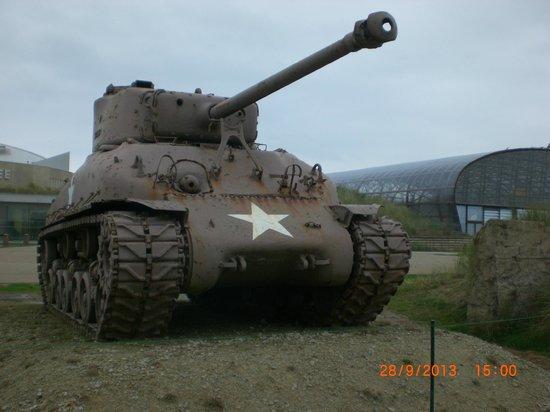 Utah Beach D-Day Museum