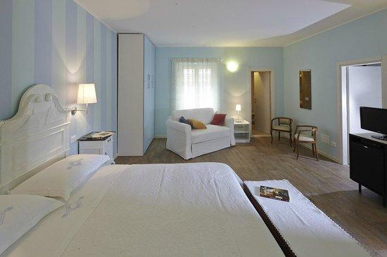 La Vecchia Latteria: Le nostre camere. Camera Mauro, delicatezza e spaziosità.