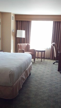 Hyatt Regency Boston: Room 1614