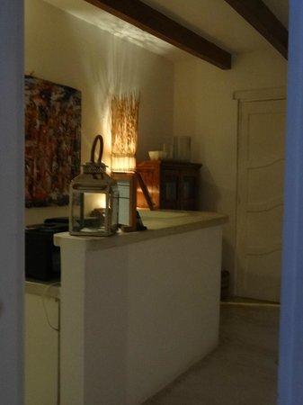 Villa Caracol: Recepcion