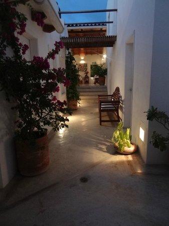 Villa Caracol: Ingreso habitaciones