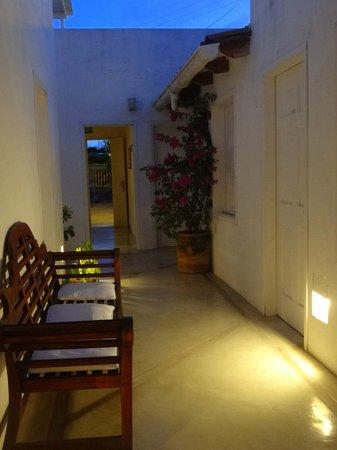 Villa Caracol: Ingreso de habitaciones