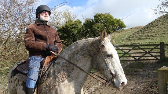 Bells Farm Western Rides: Percha
