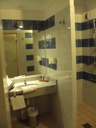 Baya Hotel & Spa : Baño de doble estándar.