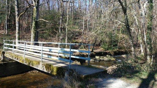Domaine Co d' Esperou: Petite rivière