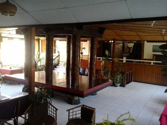 Hotel Indra Toraja: Foyer