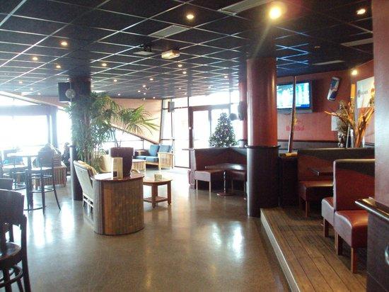 Baya Hotel & Spa : Bar-cafetería.