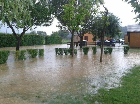 Boltana, Spain: agua