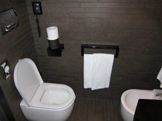 Hotel Palazzo Barbarigo Sul Canal Grande: ванная комната