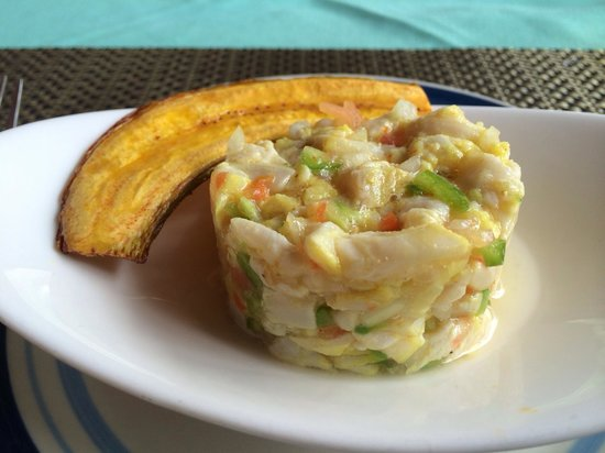 Divine Delightz : Dorado Ceviche. AMAZING! So simple, so light and fresh. Done in a very simple way, but the flavo