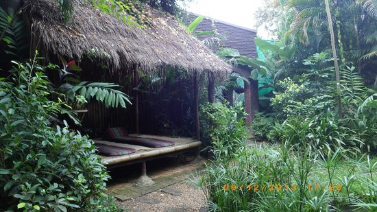 Bungalows Guesthouse: relax zone