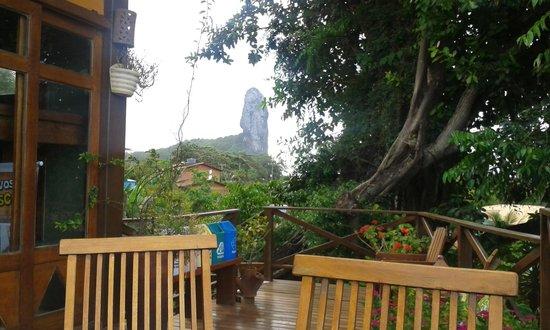 Pedras Secas Inn: Vista da Pousada