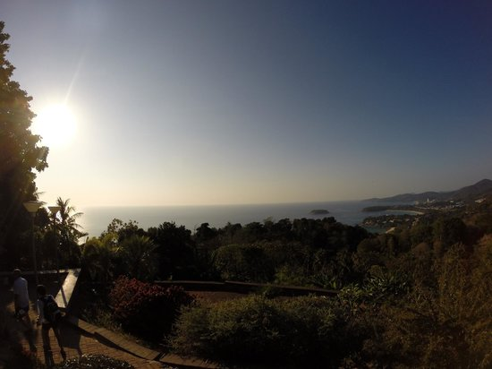 Karon View Point