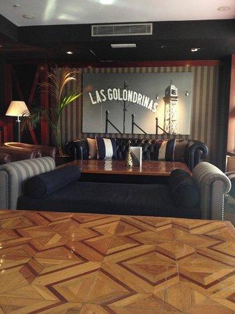 U232 Hotel : Lobby