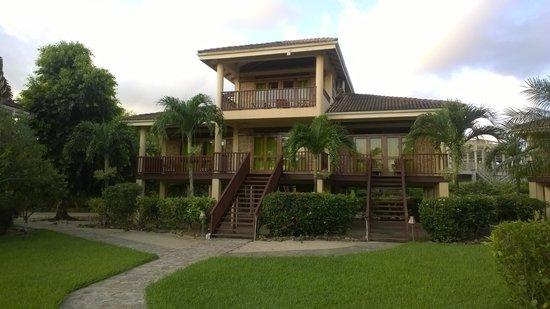 Belizean Dreams Resort : Our suite