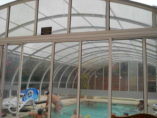 Salto Grande Hotel: Pileta cubierta