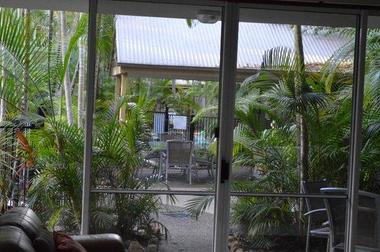 Noosa Outrigger Beach Resort: Room View