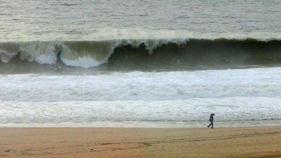 Quinta Das Rosas : Wonderful waves!
