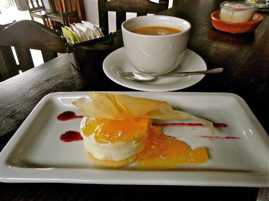 Ochenta y Tres 83: Cheesecake!