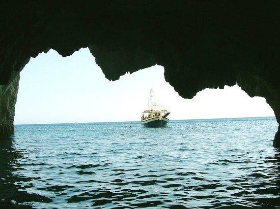 Keri Caves: Keri cave from inside- Zante