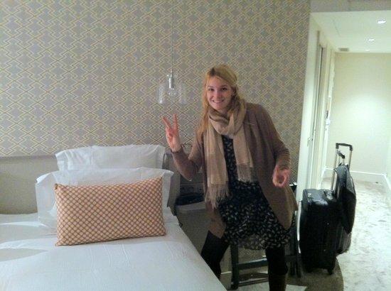 Hotel Vic Eiffel : Ravis de notre séjour!