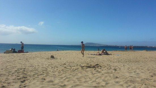 Hotel Vitalclass Lanzarote: spiaggia murieres