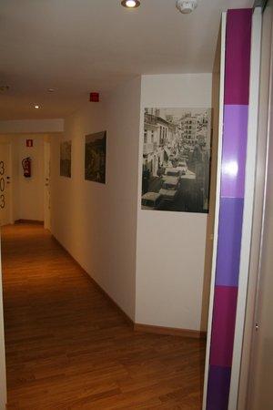 HOTEL FETICHE: PASILLA PLANTA 3
