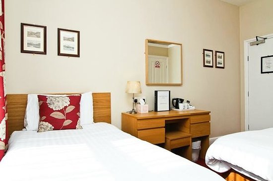 Brayford Guest House: Twin Room (4)