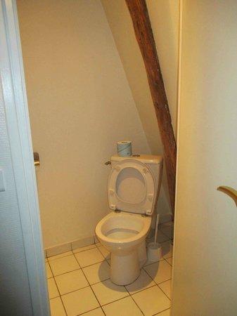 Hotel des Batignolles: Locale wc