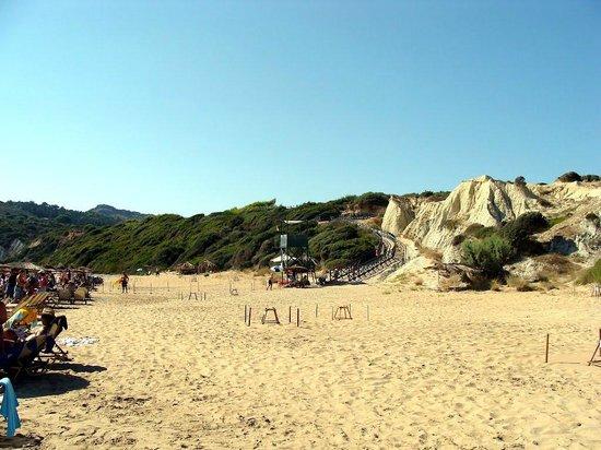 Gerakas Bay: Gerakas beach - Zante